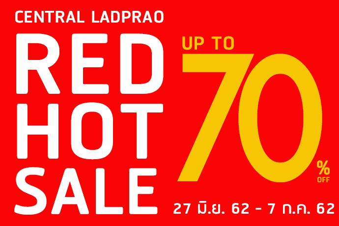 central the red hot sale ladprao สินค้าลดราคา ลดสูงสุด 70 เปอร์เซ็นต์