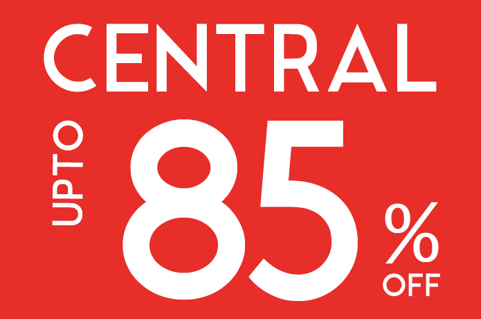 Central Luxe Monster Sale ลดสูงสุด 85 เปอร์เซ็น